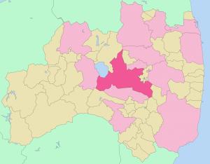 Koriyama-city